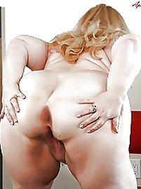 Chubby Blonde Porn